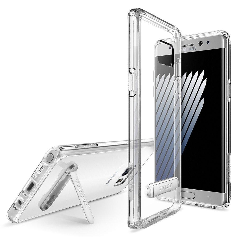 Kelebihan Spigen Galaxy Note Fe 7 Case Ultra Hybrid S Crystal Series Samsung 8 Original Clear