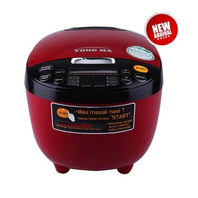 YONG MA YMC801/SMC8017 - Magic Com 2 Liter Digital Eco Ceramic