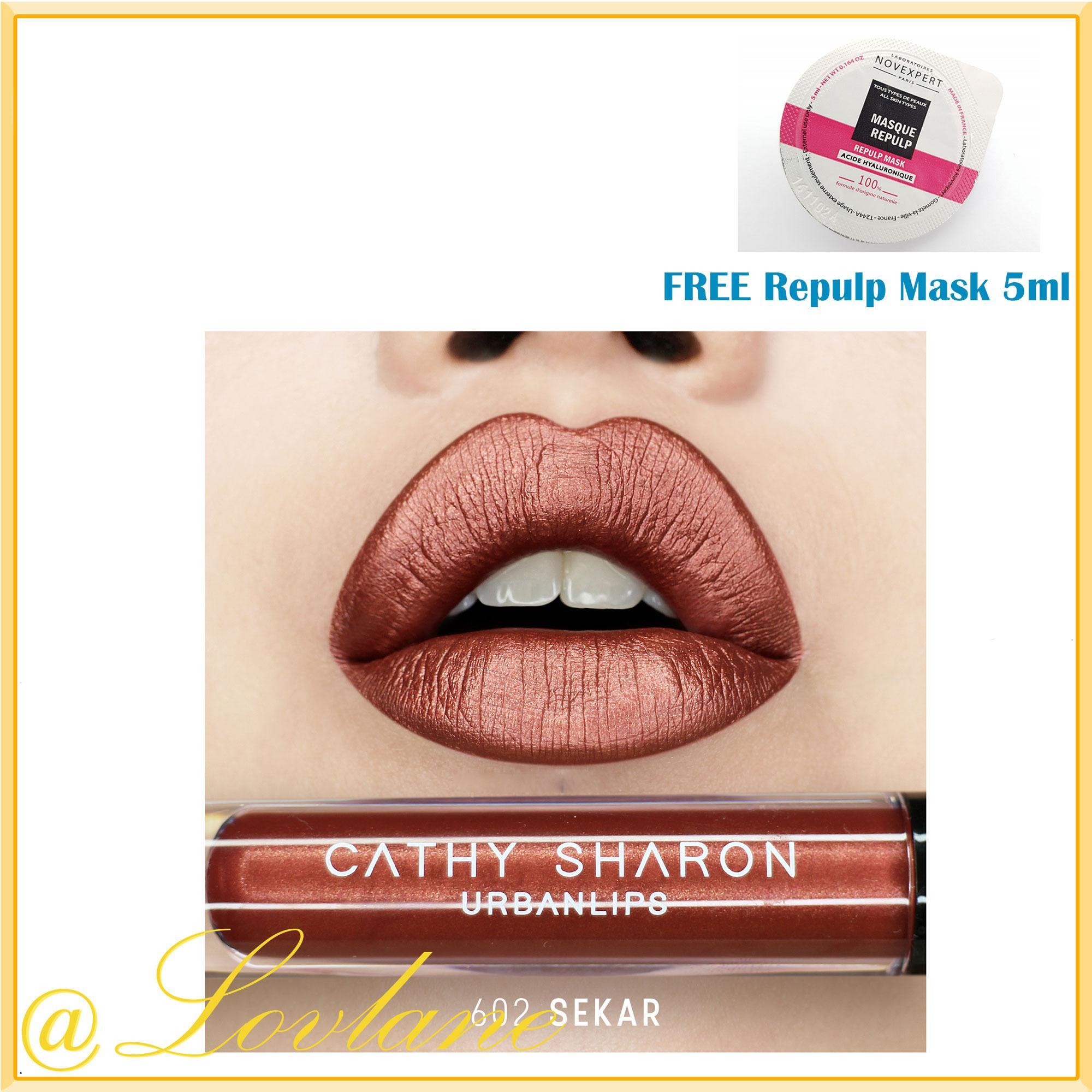 Spesifikasi Cathy Sharon Urbanlips 602 Sekar Original Terbaru