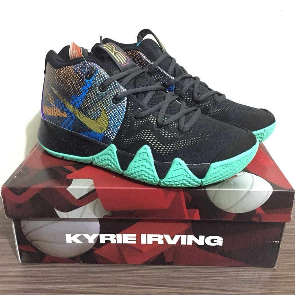 best sneakers 64741 1745f View Sepatu Basket Nike Kyrie 4 And Updated Price - e ...