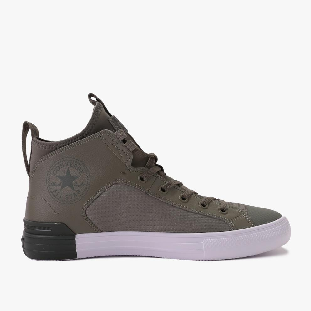Promo Toko Converse Chuck Taylor All Star Ultra Mid Men S Sneakers Shoes Hijau