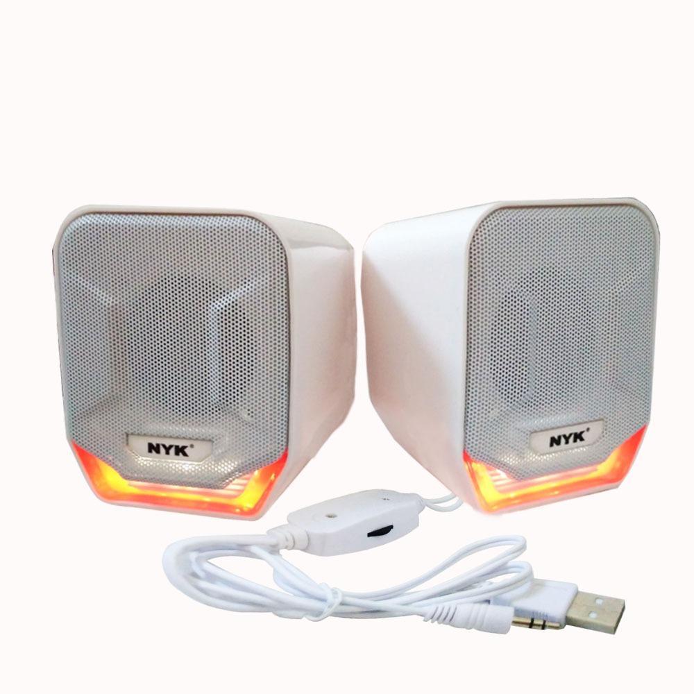 Kelebihan Speaker Gaming Nyk Sp N01 Super Bass With Volume Control Fantech Gs 201 Detail Gambar Terbaru