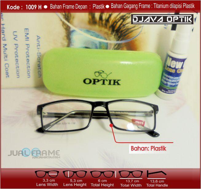 ... Frame Kacamata Anit Radiasi 1009 + Lensa minus plus silinder Kacamata  Baca Style untuk ... d8a6f765f5