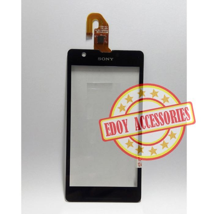 Touchscreen Sony Xperia ZR Docomo SO-04E SO04E Ts Layar Sentuh Original