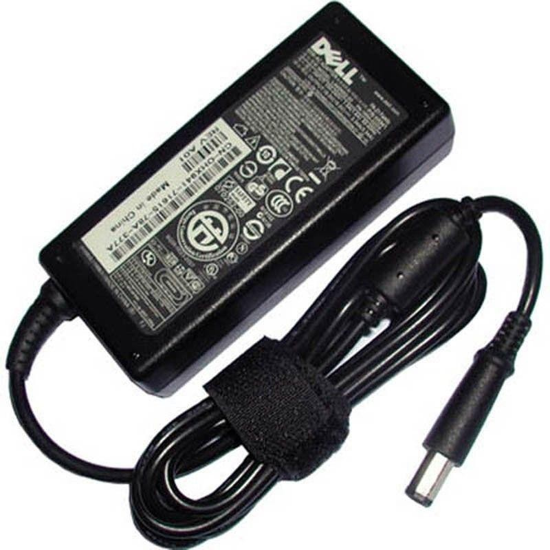 DELL Ori Adaptor Charger Notebook Laptop Inspiron 11 13 14 15 17 Latitude 14 3340 Vostro 3560 Series 19.5v 3.34a jarum (7.4*5.0 )
