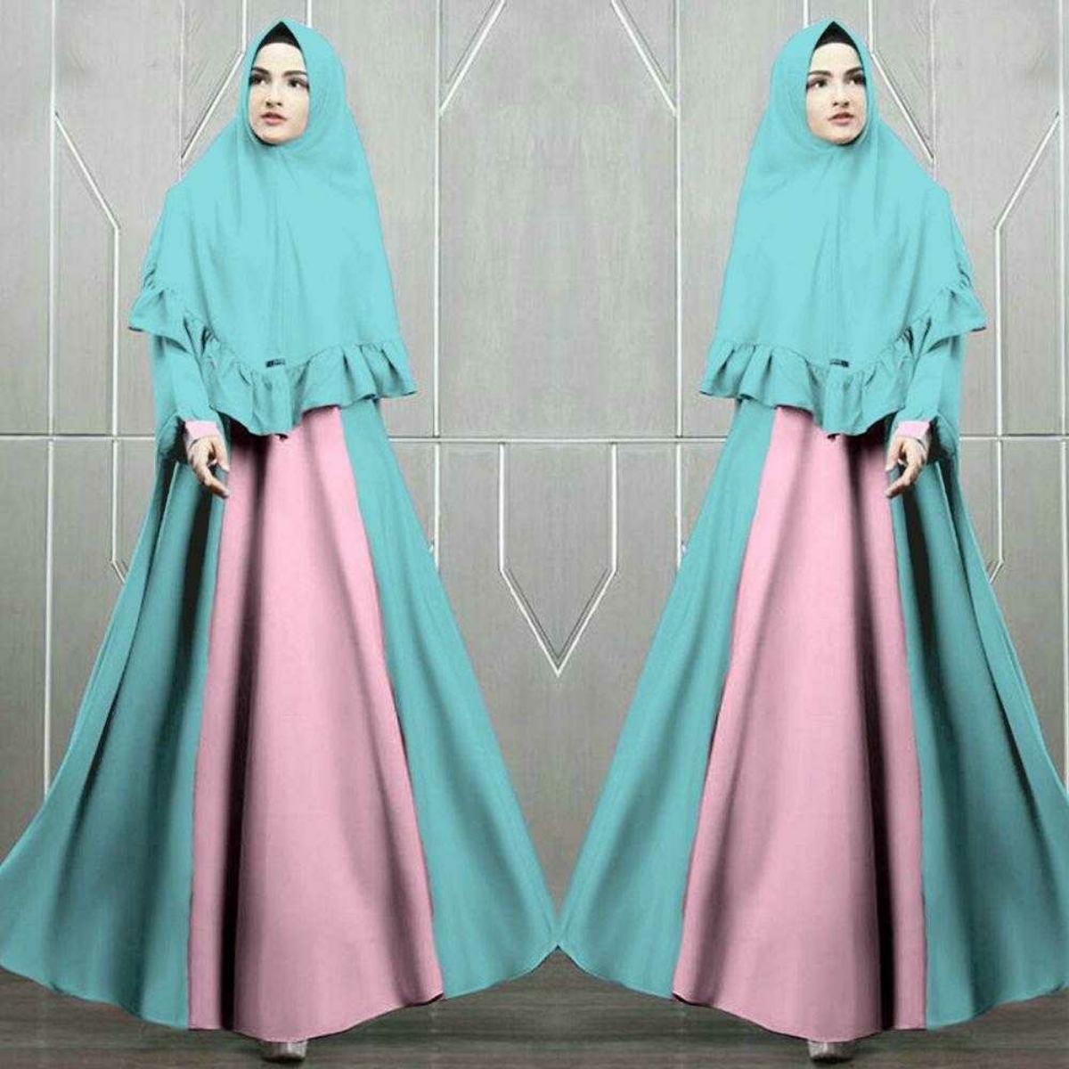 Harga Newone Shop Sale Maxi Salwa Murah Fashion Muslim Baju Muslim Wanita Newone Baru