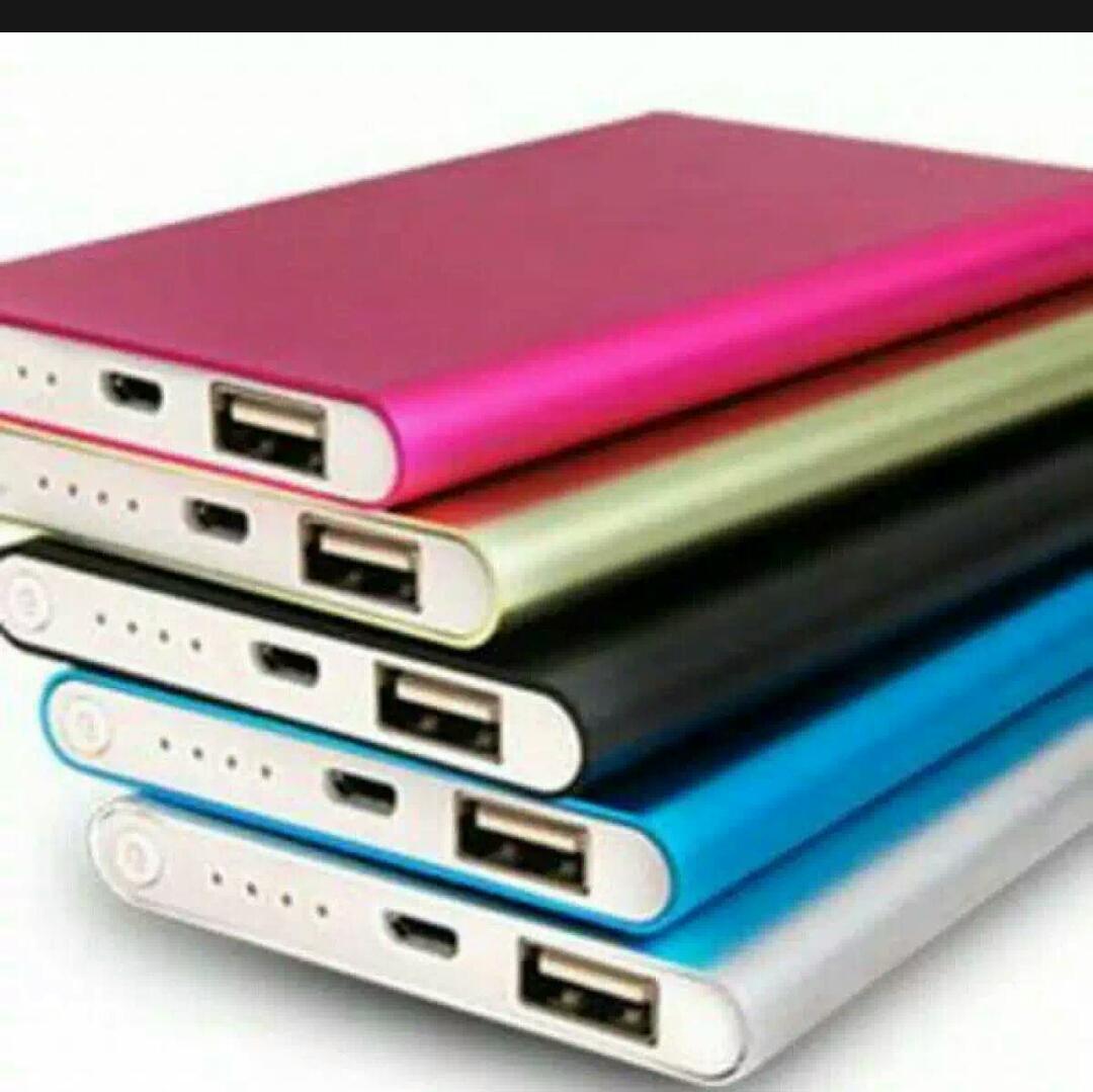 Power Bank Slim Xiaomi 9900 atau 128000 mah