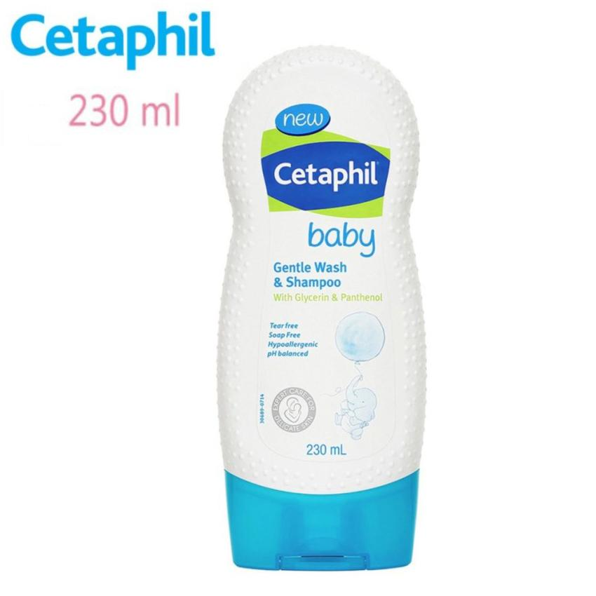 Jual Cetaphil Baby Gentle Wash Shampoo 230Ml Online