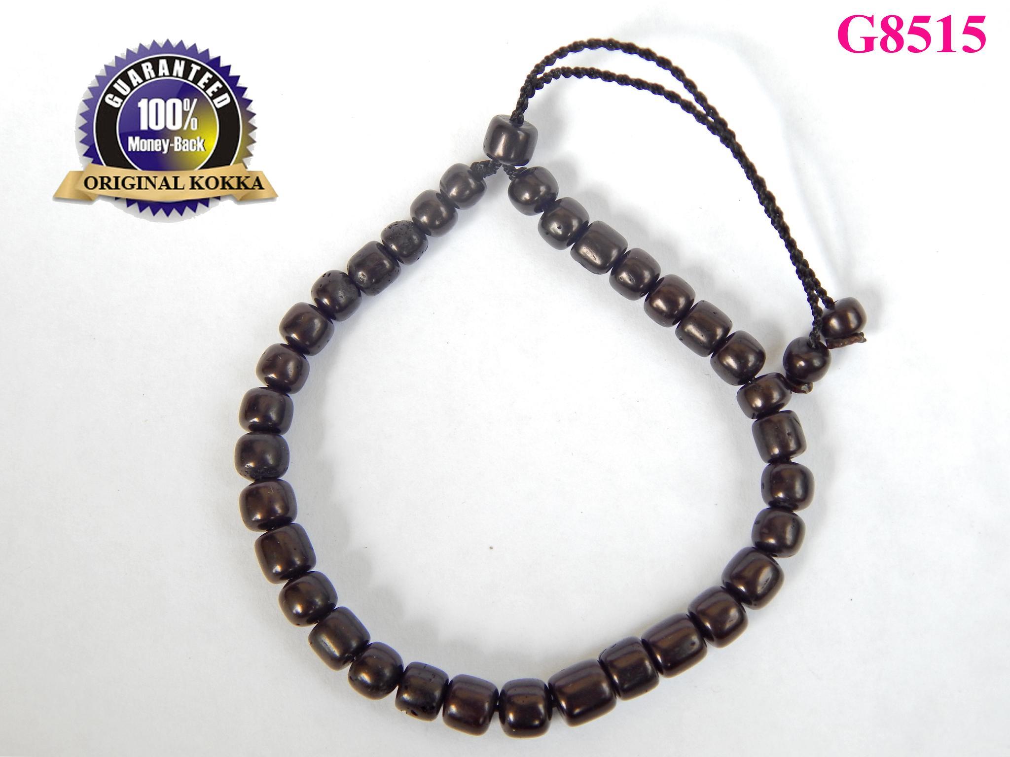 Diskon Promo Perhiasan Aksesoris G8515 gelang kayu kokka warna hitam kokkah koka kokah kauka Murah