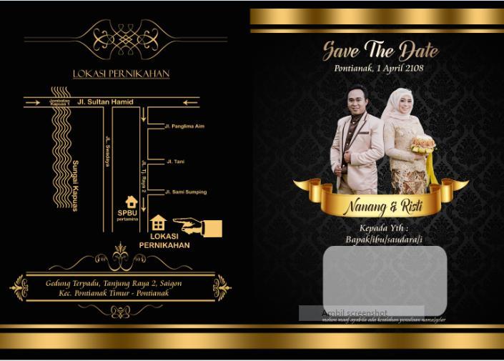 ... DVD 100 Desain Undangan Bisa Di Edit Ulang Lewat Aplikasi Photoshop - 5