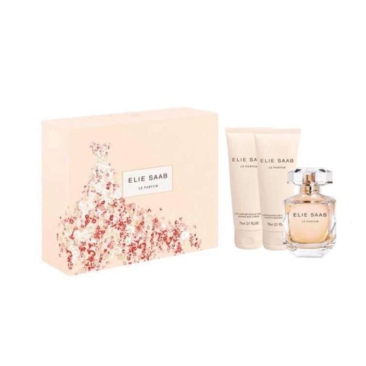 Original Parfum Gift Set Elie Saab Le Parfum 90Ml Edp