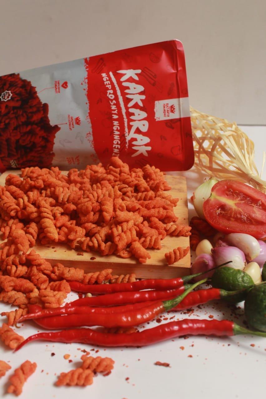 Paket 2 Pcs Review Harga Source · Makaroni KAKARAK Cemilan Makaroni Lezat Nikmat .