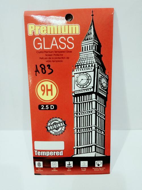 Tempered Glass Anti Gores Kaca Screen Protector Gorilla Glass Oppo A83