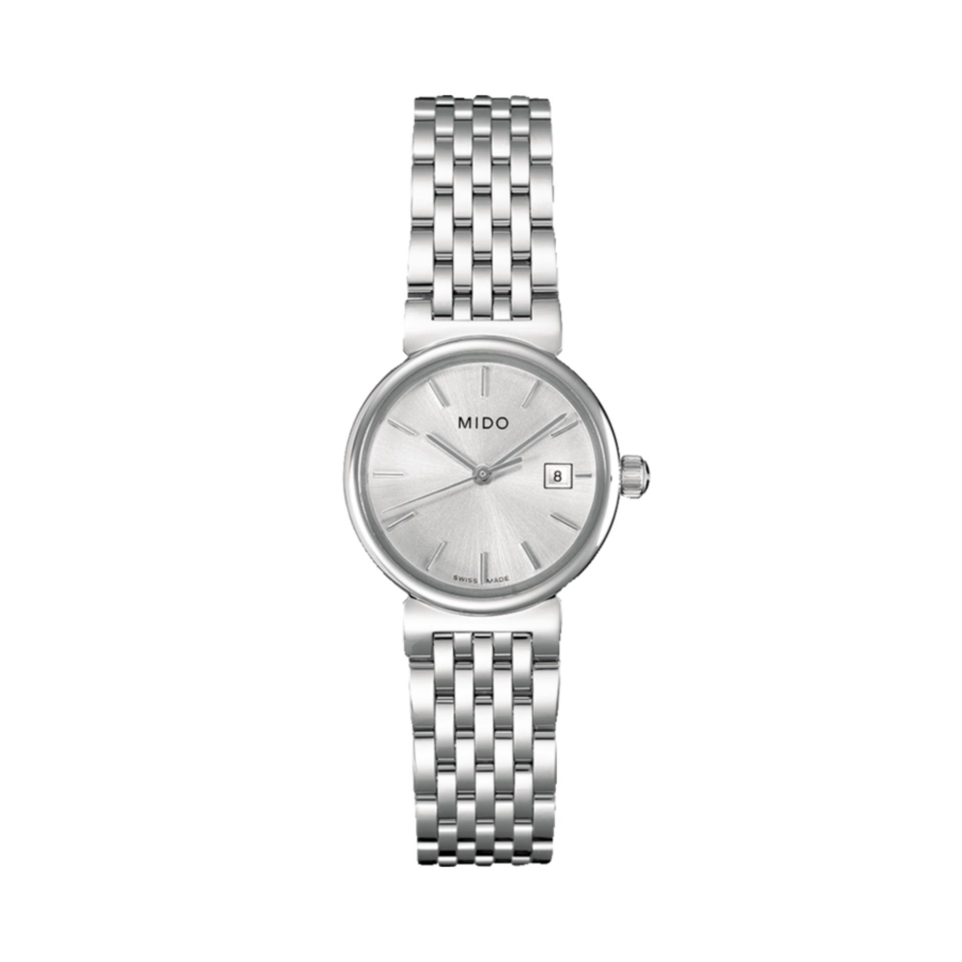 Jam Tangan Mido Dorada Quartz - M2130.4.13.1 - Wanita Swiss Made