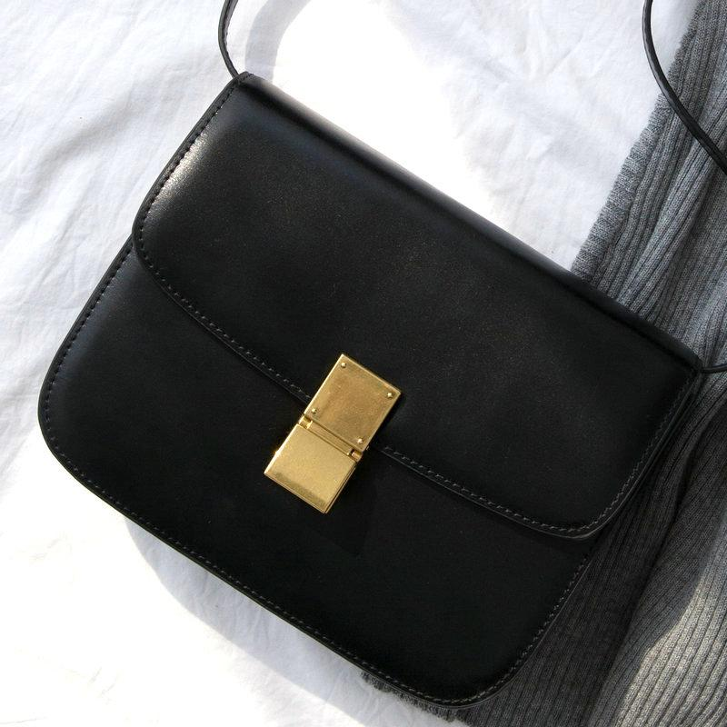Tas Selempang IMPORT Mini Sling Bag Wanita Alexis - Quincy Label