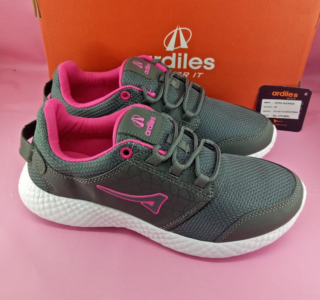 Fitur Sepatu Ardiles Running Caprice Abu Turquice 37 40 Dan Harga Estelle Women Shoes Tua 39 Karen Abutua Fushia