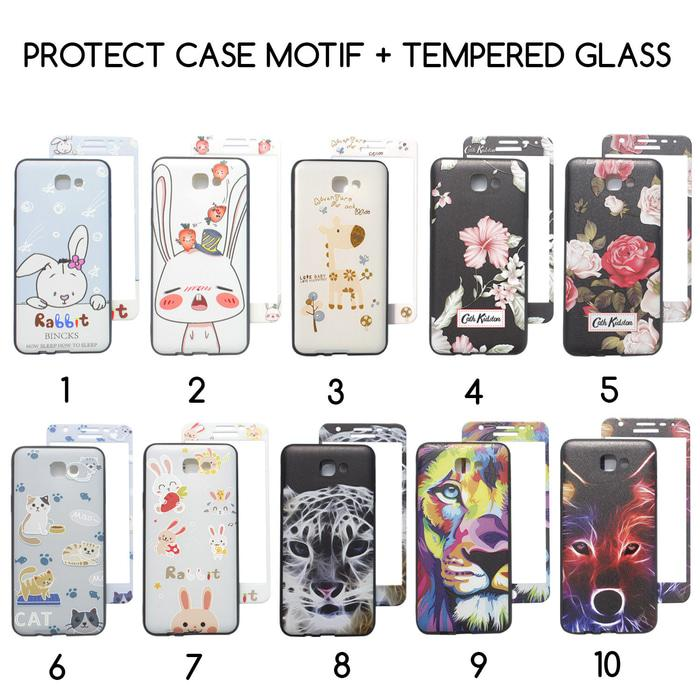 HARD CASE MOTIF FOR SAMSUNG A5 2017