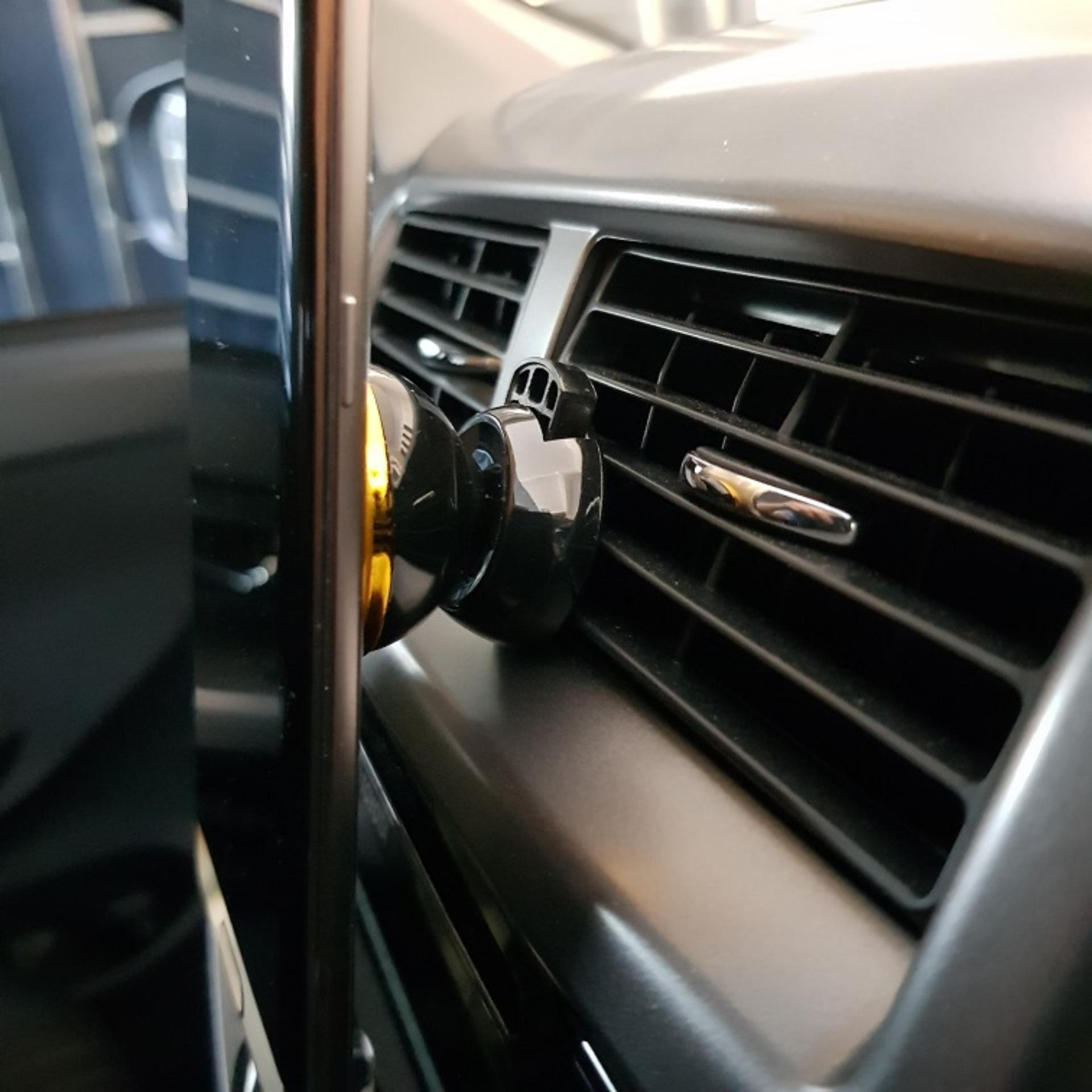 Universal Magnetic Stand Air Vent Magnetic Car Mount Holder - 5 .