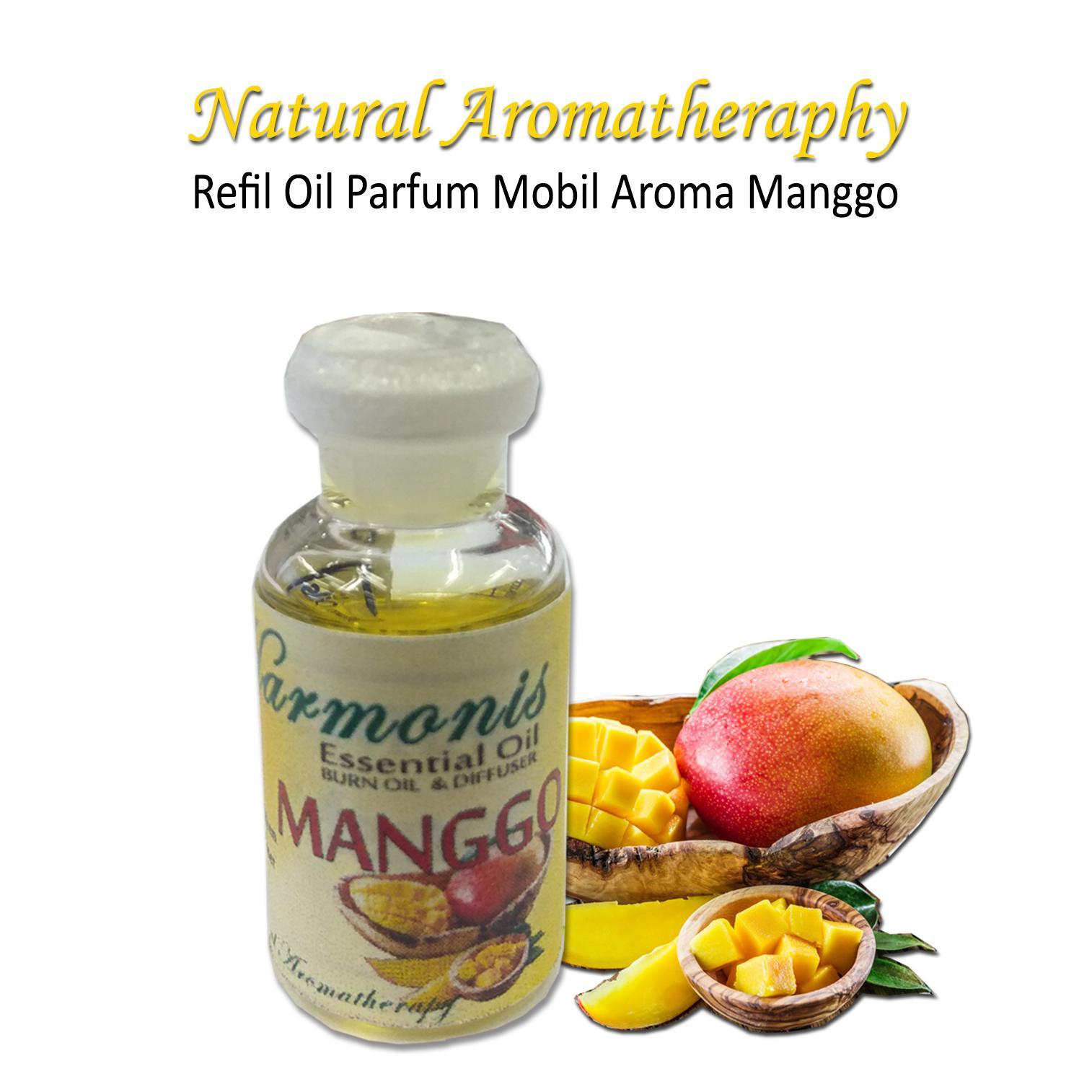 Cek Harga Baru Refil Oil Parfum Mobil Aromaterapi Aroma Coffee Unt Car Vehicle Aromatherapy Humidifier Manggo Diffuser Usb