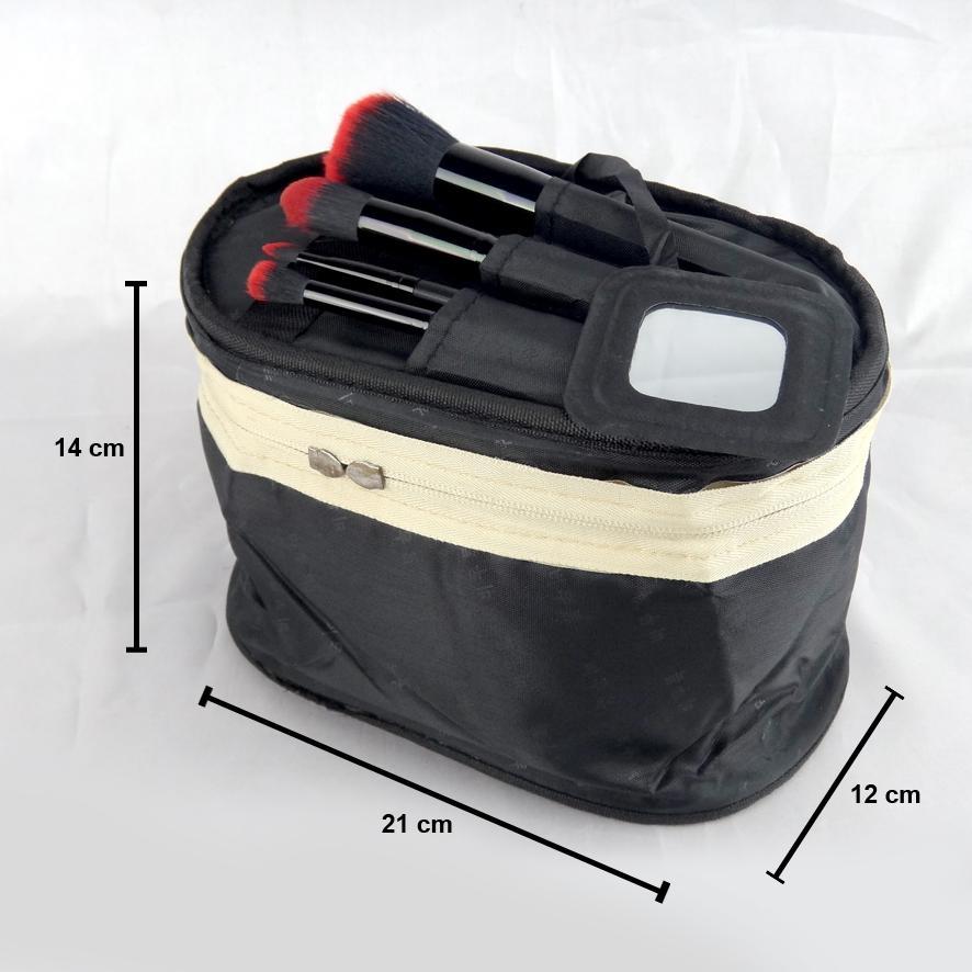 Beau Tas Kosmetik / Cosmetic Bag Abstrak - 2