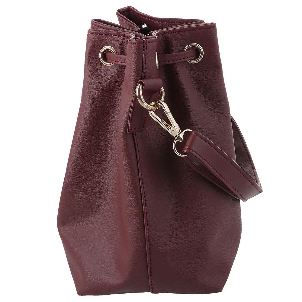Detail Gambar MYNT by Mayonette Tas Wanita Korean Style Tas Serut Drawstring Bags Design Klasik Bucla Mini Sling Terbaru