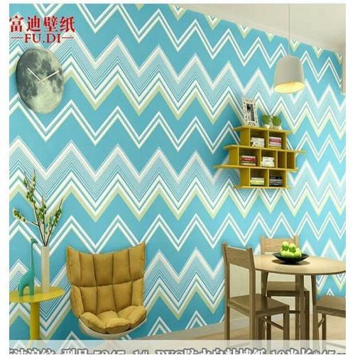 Harga Walpaper Stiker Dinding Multiwarna 45Cm X 10M Terbaik