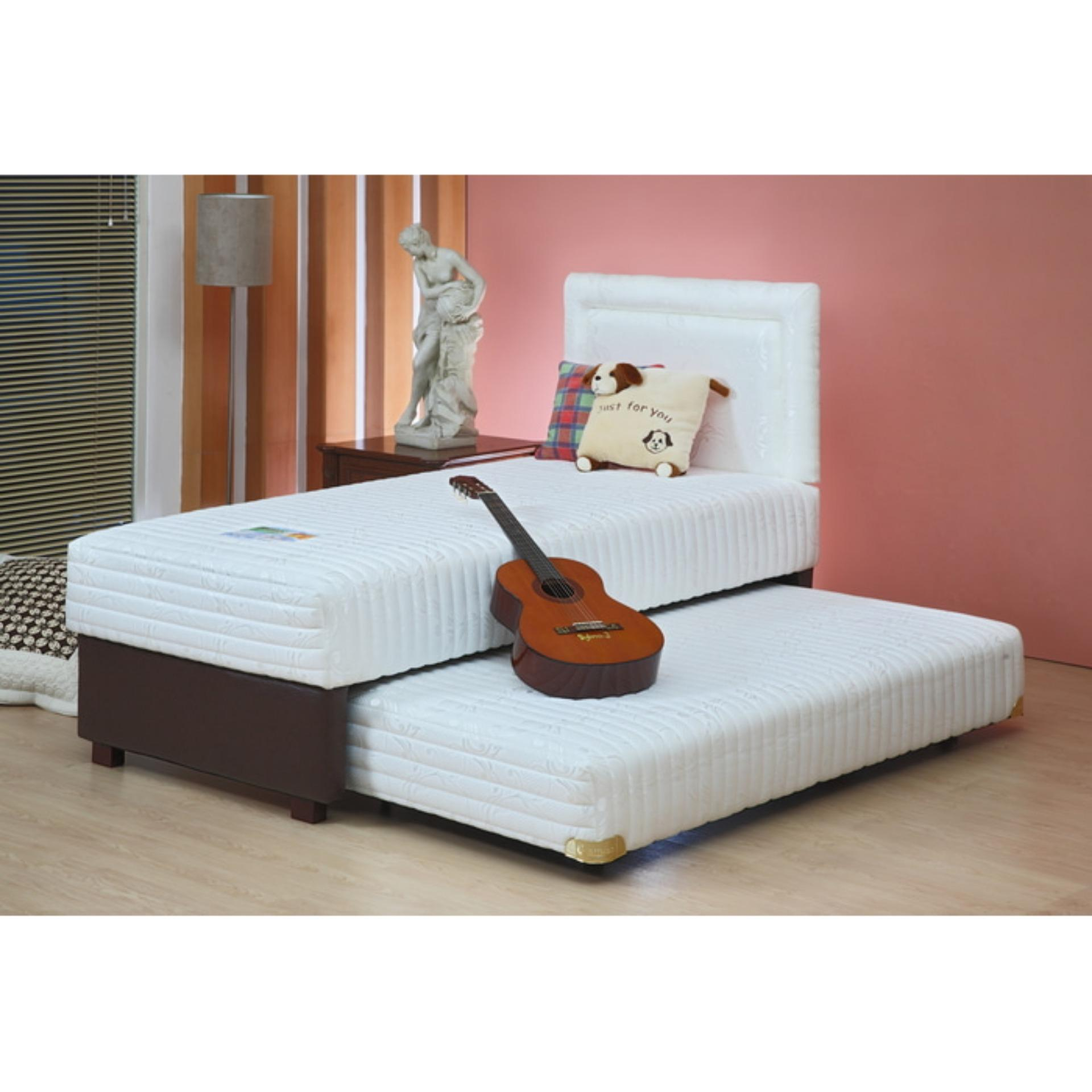 Springbed Central Multibed Deluxe - Calista 160X200. Source · FREE ONGKIR Kasur Spring Bed Guhdo