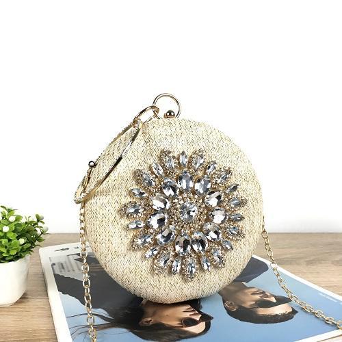 tas pesta clutch import glitter 271002 fashionbag nikah wedding bridal  partybag kondangan hantaran wm fashionis grosir 67f2fdb970