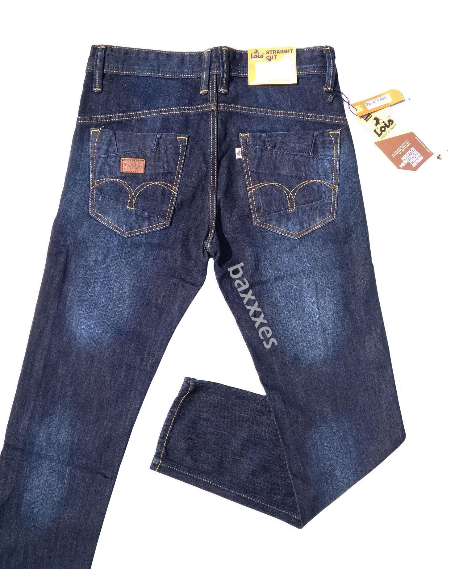 ... Lois Jeans Original - Medium Blue - 3 ...