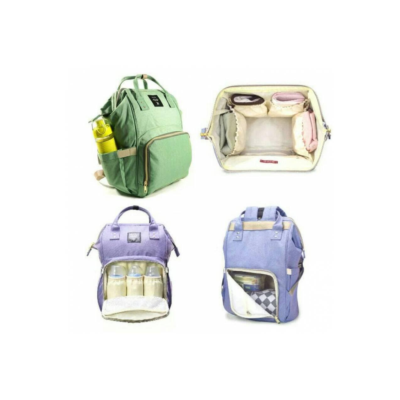 Kelebihan Babygo Inc Aeon Diaper Bag Backpack Babygoinc Tas Metro Blue Perlengkapan Bayi Replica Anello Readystock