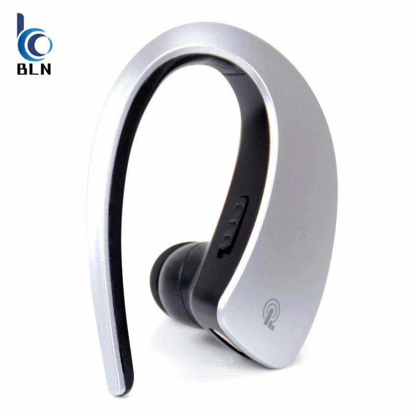 【Bln Tech】Mini Bluetooth Headset Portable Wireless Earphone Headphone V4 1 Blutooth In Ear Auriculares Murah