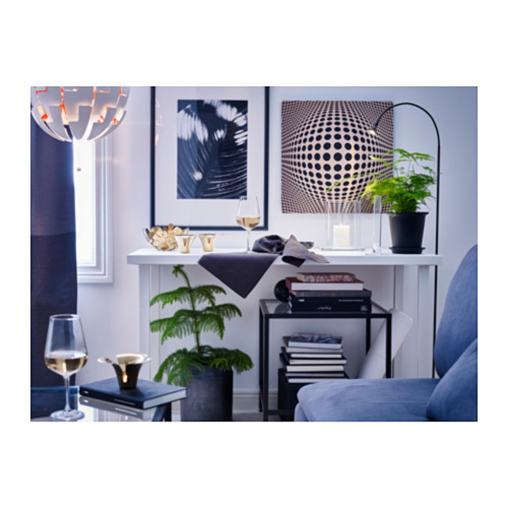 Cek Harga Baru Ikea Jansjo Lampu Lantai Berkualitas Tinggi Hitam Lampan Meja Putih 5