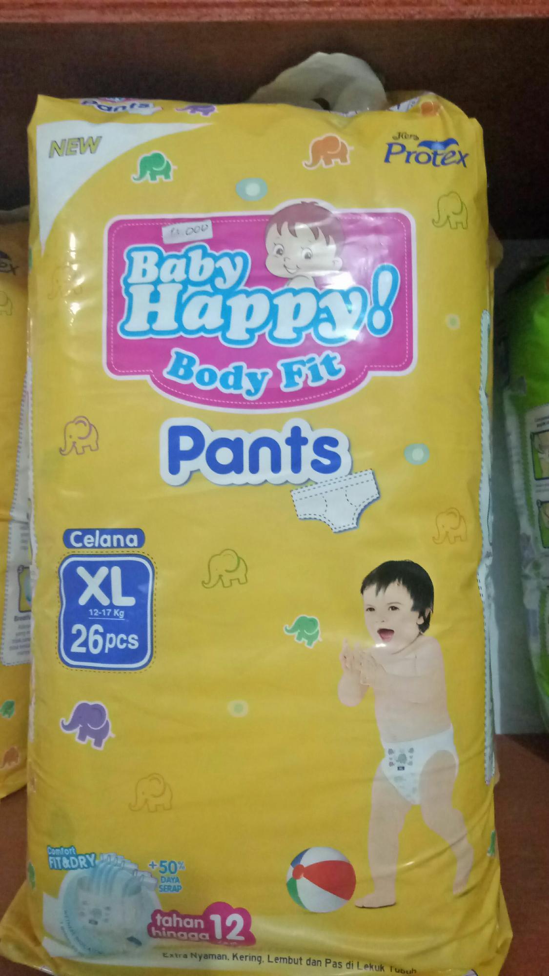 BABY HAPPY XL 26