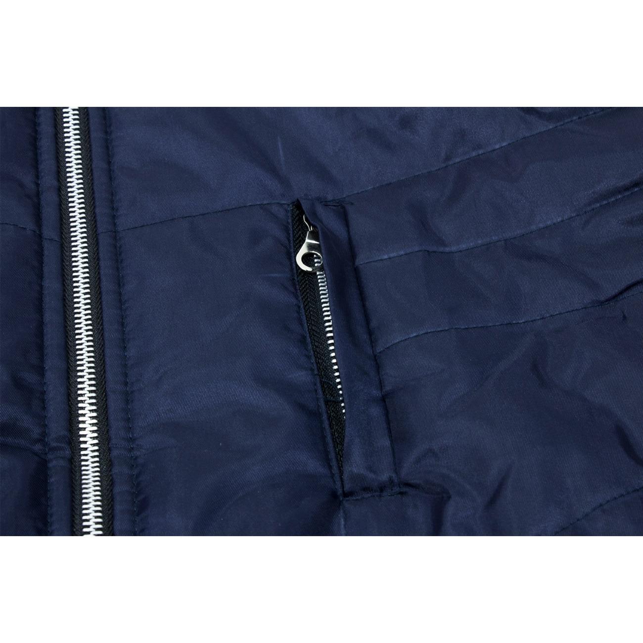 Cek Harga Baru Jaket Triton Biru Navy Polos Waterproof Distro Murah Zipper Keren Bagus Pria Tahan Angin Anti Air