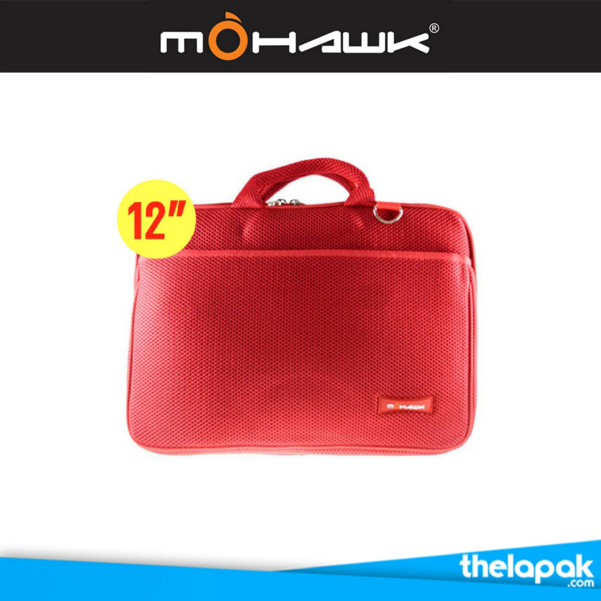 Toko Mohawk Notebook Softcase 3008 12 Polos Merah Yang Bisa Kredit