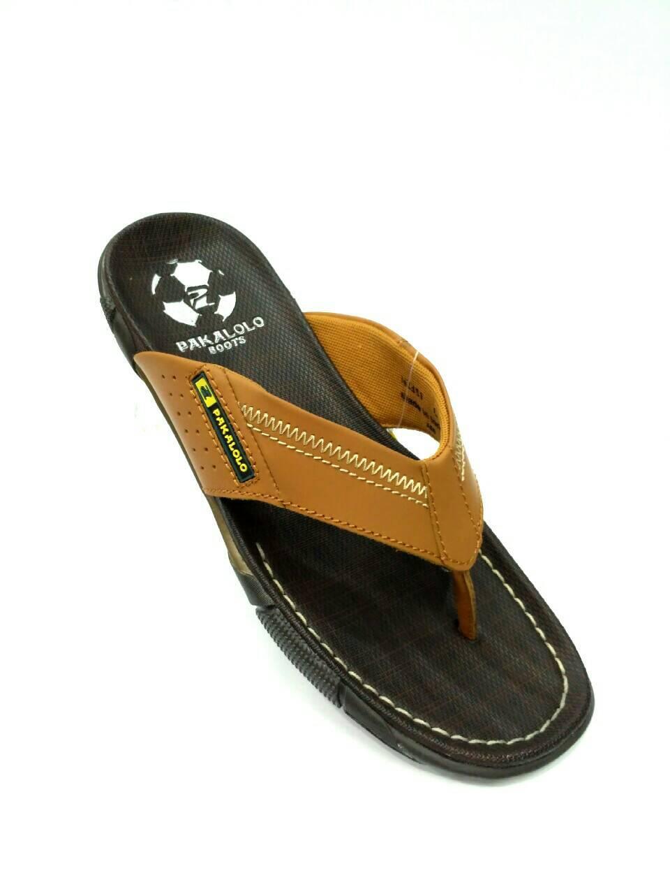 Sandal Kulit Pakalolo 2351 (619)