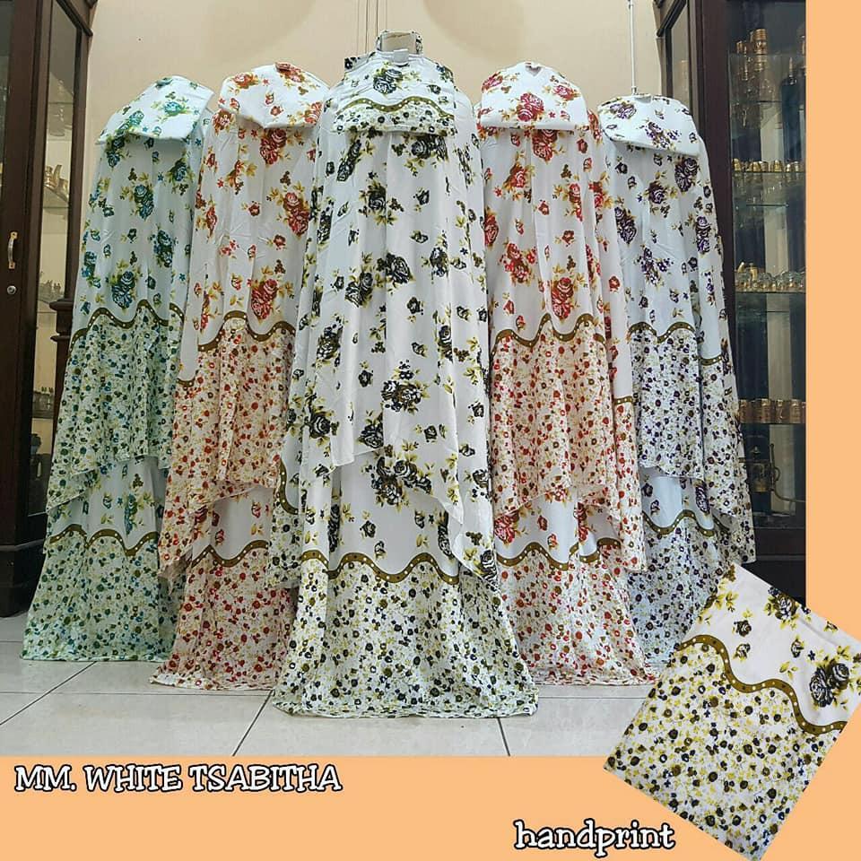 Harga Mukena Bali Jumbo Dewasa Ranaya Fashion Branded