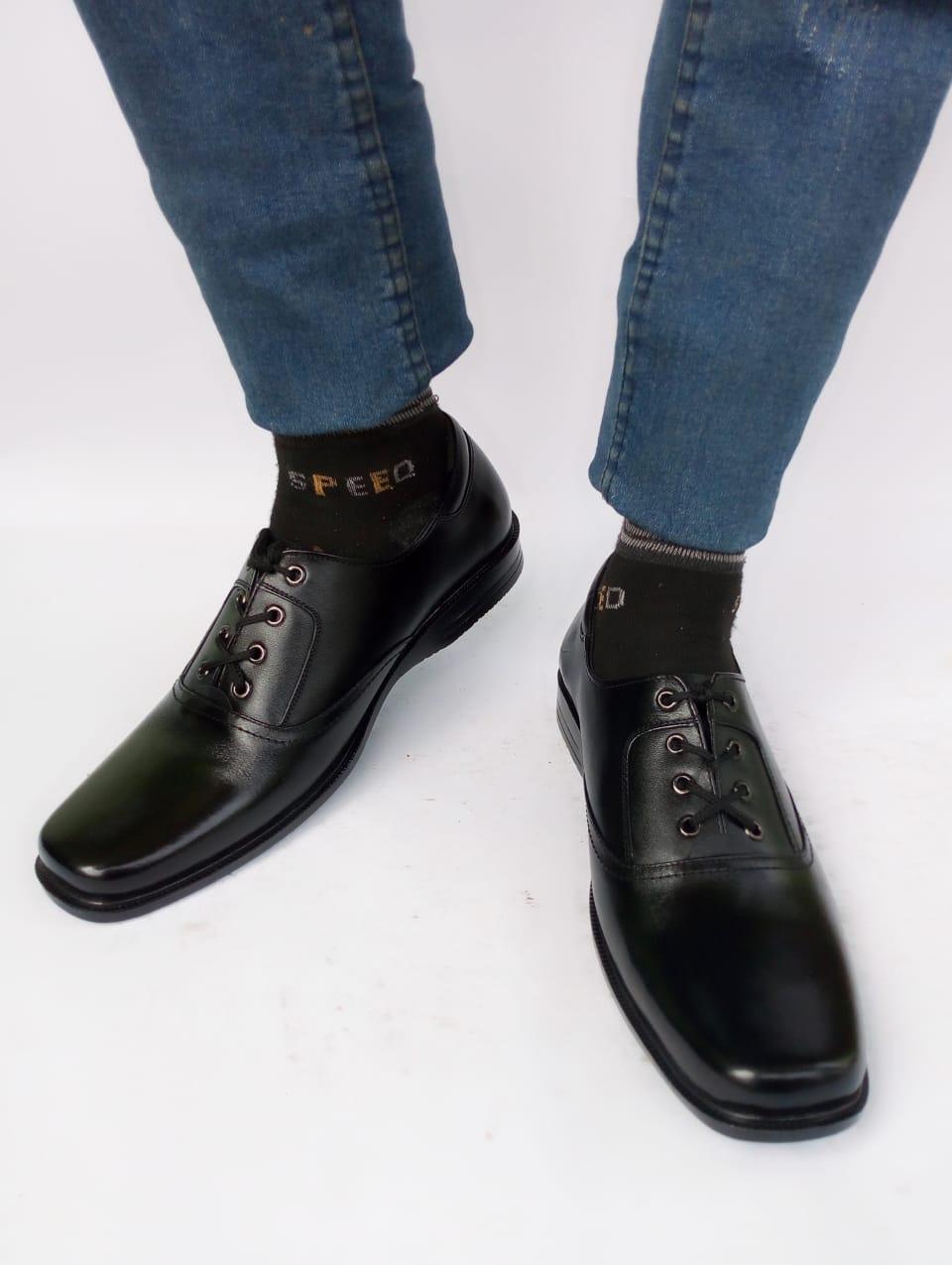 Kelebihan Sepatu Pdh Boot Pria Kulit Asli Rasheda Fdhrl Glossy Cepc Cocoes Pantofel Formal K 22
