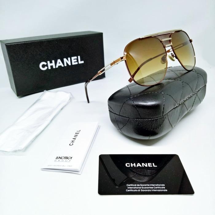 Kacamata   Sunglass Pria Wanita Chanel 8220 Fullset + Cairan Pembersih - ready  stock Terbaru 722375b46c