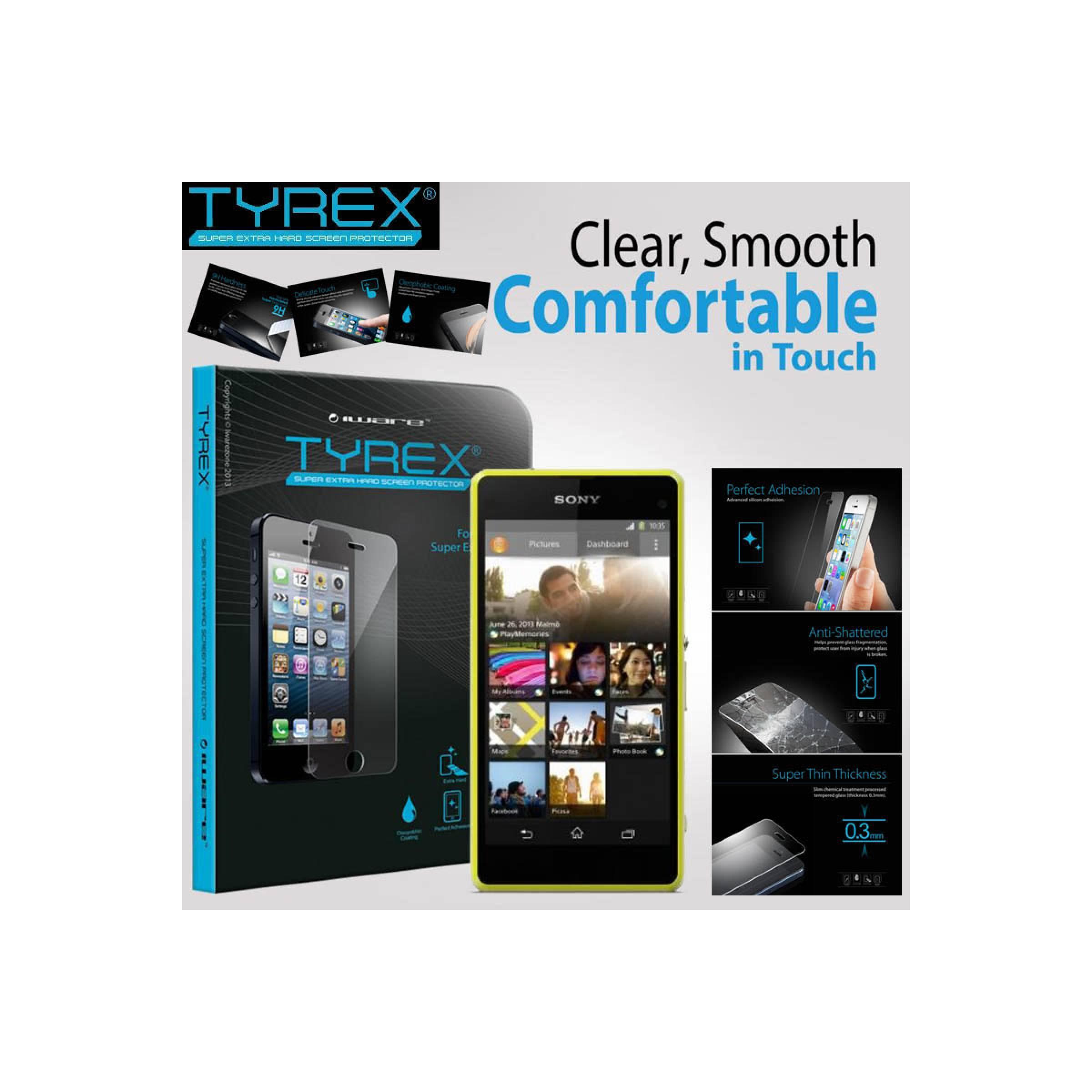 Sony Xperia Z1 Mini / Compact (Z1s) D5503 - Tyrex Tempered Glass