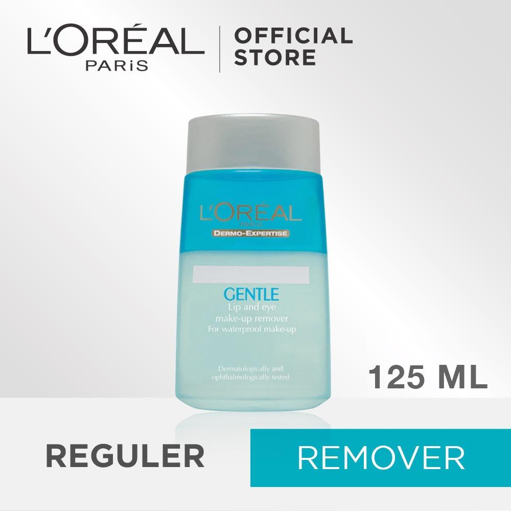 Jual L Oreal Paris Dermo Expertise Lip Eye Make Up Remover Ori