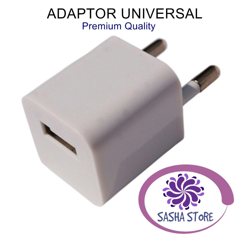 Fitur Ss Hippo Aero Adapter Charger 3 Port Adaptor 8a Dynamic Dual Output Simple Pack Universal Kepala Batok Travel For Iphone
