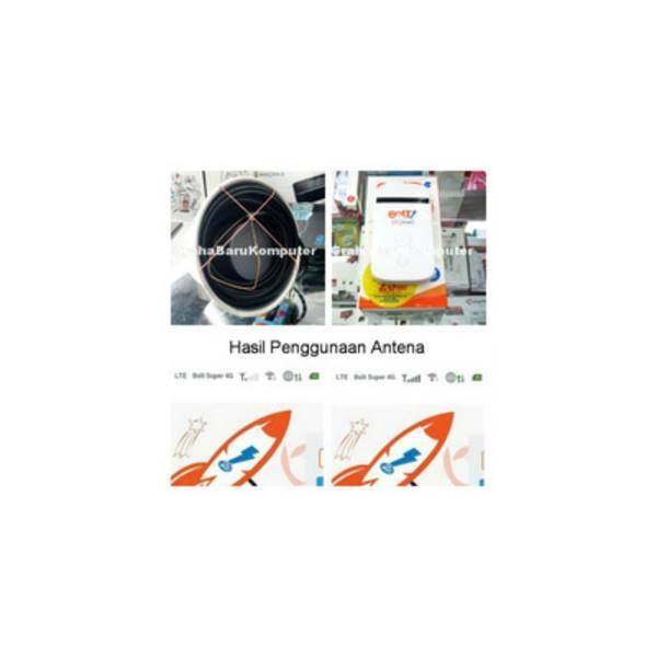 Wajanbolic Induksi - Antena Penguat Sinyal Modem GSM Universal Untuk Semua Jenis Modem ZTE MF90 E5336