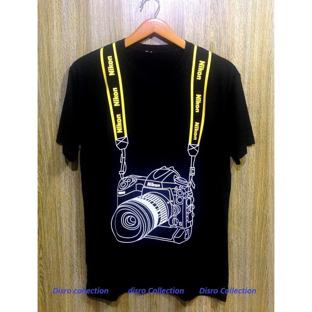 Disro Collection - Kaos Distro T-Shirt Distro Fashion 100% Soft Spandex Rayon Kaos