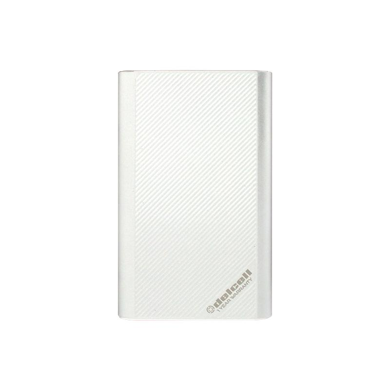 ... New Arrival Delcell 6000mAh Powerbank AELLO Real Capacity Small Power Bank Fast Charging Garansi Resmi 1