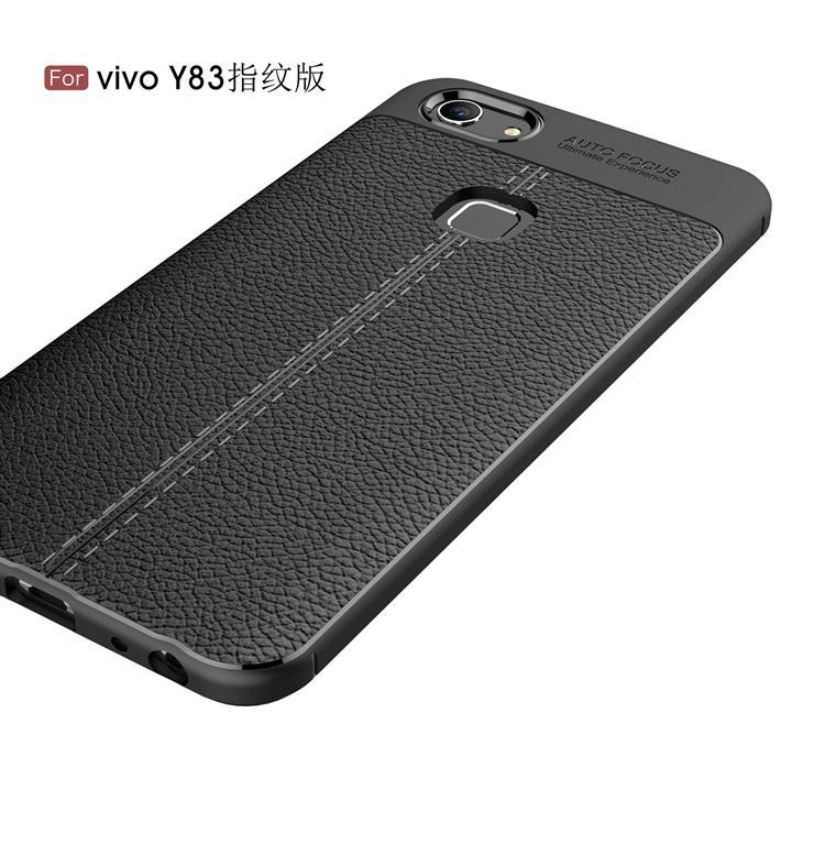 ... Caselova Ultimate Experience Shockproof Premium Quality Hybrid Case For Vivo Y83 - Black - 3 ...