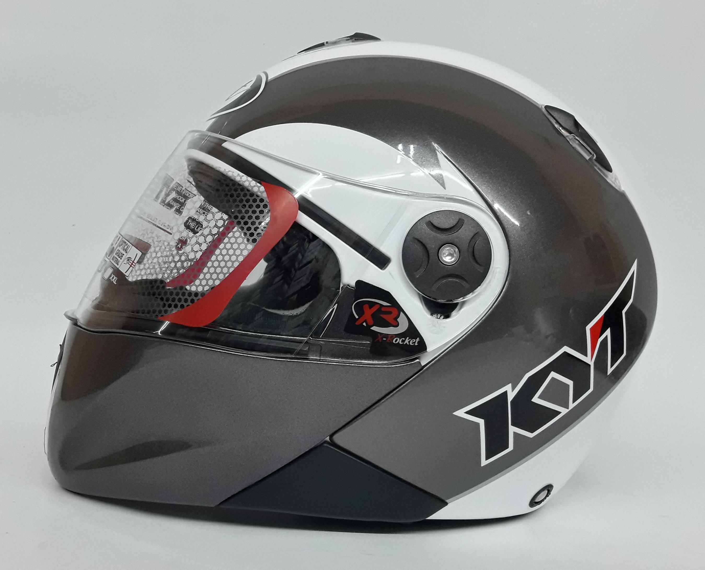 KYT Rocket Helm Full Face