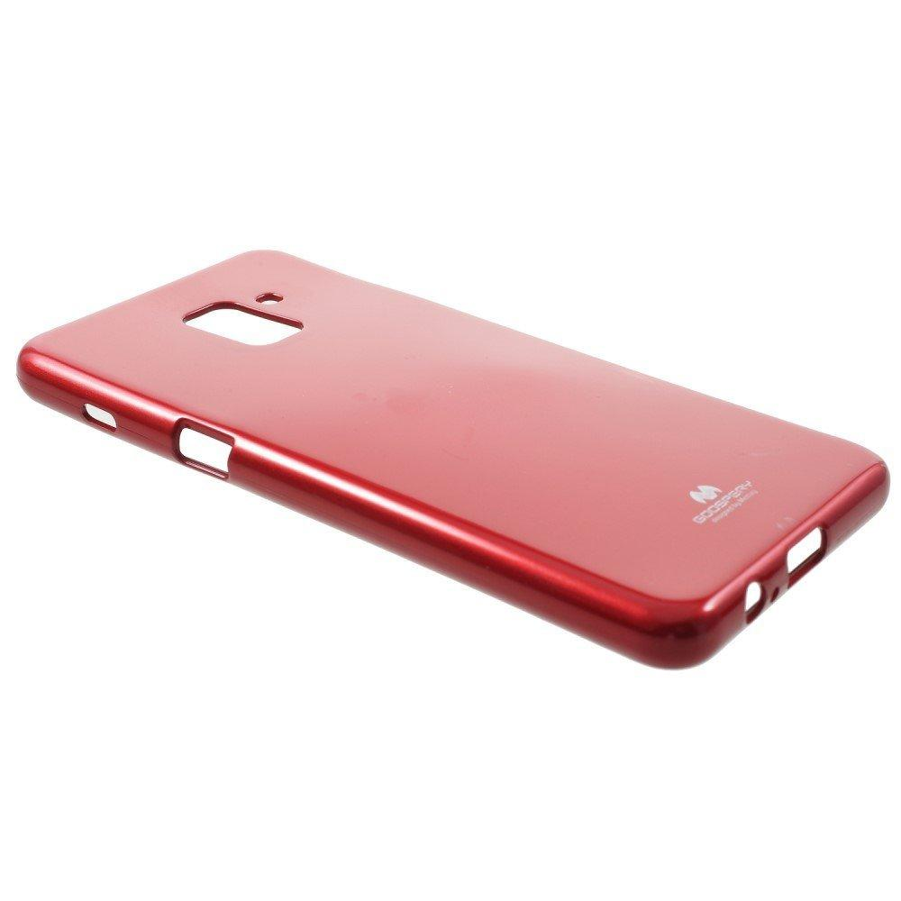 Goospery Mercury Color Pearl Jelly Soft Case Samsung Galaxy A3 2016 All Type Special  Mint For A8 2018 Red 3