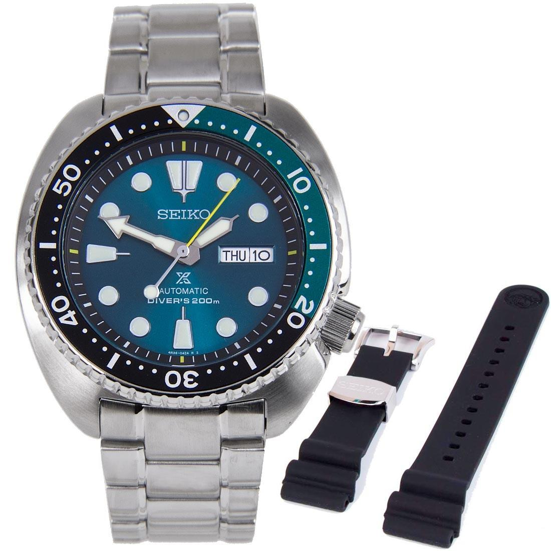 Jual Seiko Prospex Turtle Blue Lagoon Srpb11K1 Limited Edition Automatic Divers 200M Stainless Steel Seiko