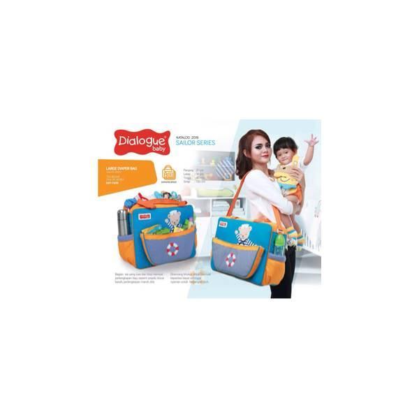 harga Dialogue Baby Bag Large Lazada.co.id